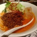 陳麻家 - 【2017.5.10(水)】冷し担々麺(並盛)710円