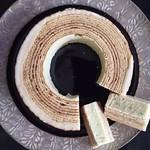 お菓子の店 オカヤス パルティール - 料理写真: