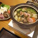 蕎麦 孤丘 - 鴨鍋コース(季節限定)お一人様 3500円または4500円