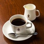 フジエダハウス - 自家焙煎したコーヒーから作るホットコーヒー