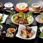 しきぶ温泉 湯楽里 - 料理写真:国府御膳(宿泊プラン)