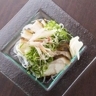 高知県・須崎名物の『うつぼ』料理
