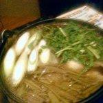 わったりぼうず - じゅんさい鍋(鍋)
