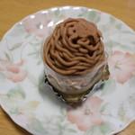 欧風菓子 クドウ - 料理写真:マロンフランセ