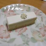 欧風菓子 クドウ - レアチーズケーキ