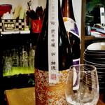 燈 - 神聖純米吟醸