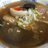 だし屋 - 料理写真:濃厚煮干し中華