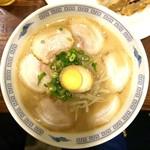 まるいち - チャーシュー麺