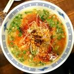 まるいち - 担々麺