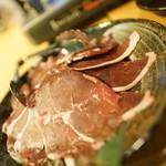 肉居酒屋 蝦夷共和国 馬鹿だもん - しかすきやき鍋