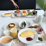 乃の風リゾート - 朝食ビュッフェ
