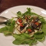 FIGO - 炙り鰯とポテサラ