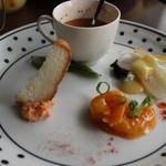 アイル キッチン - 前菜