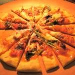 レイクビューダイニング ビオナ - 近江牛の味噌煮と朝恋トマトのピッツァ