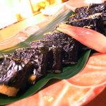 旬菜料理 浩史 - 鰻の梅いそべ