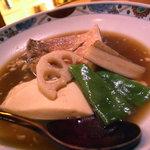旬菜料理 浩史 - 甘鯛の煮付け