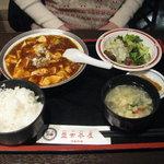 6690407 - ランチ:麻婆豆腐