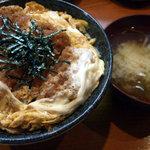 福よし - カツ丼