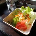 さかな 肴 mesa ZOKKON+  - サラダ
