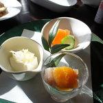 さかな 肴 mesa ZOKKON+  - 小鉢3品