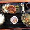 松代パーキングエリア(下り線)スナックコーナー - 料理写真:メンチB500円