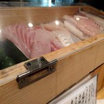 いしもん - 新鮮な魚