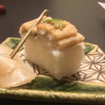 お料理 七草 - 伝助穴子の箱寿司