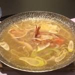 お料理 七草 - キンキンの柚子オイル煮