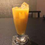 お料理 七草 - 愛媛オレンジジュース