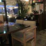 NK Diner 193 - 店内