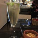 NK Diner 193 - シャンパンモヒート