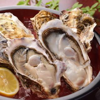 宮城の名物盛り沢山!牛タン、牡蠣、三陸海鮮お刺身など