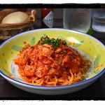 カフェレストラン エピソード - 本日のパスタ カラフル野菜
