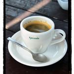 カフェレストラン エピソード - ランチコーヒー