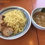 ふくのや - 料理写真:ちゃーしゅーつけ麺920円+大盛100円