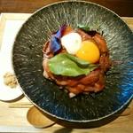 エーピージー カフェ - ローストビーフ丼 数量限定
