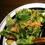 エーピージー カフェ - ワンプレートのサラダ アップ