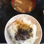 BAY BRIDGE - ゴハンと味噌汁