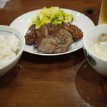 牛たん料理 閣 - 料理写真:たん焼き定食~☆