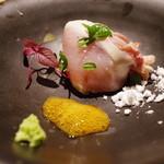 焼鳥 市松 - 料理写真:お造り