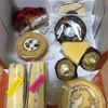 パティスリーブラン - 料理写真:ベリーのタルト、チーズケーキ、ラムレーズンバウムクーヘン、クリームサンドチェリー、レモン、デコバウムクーヘンホワイトチョコ、ナッツチョコ、ラムレーズンボール、シューロール