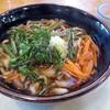 道の駅 どうし 手づくりキッチン - 料理写真:ふるさと山菜そば!クレソンちょっとくれそん!