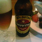 6691227 - Goldstar Beer  Falafel ファラフェル