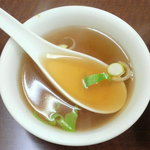 新喜楽亭 - スープ