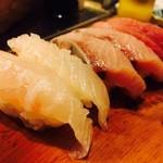 いさ美寿司 - 脂がのって新鮮です!
