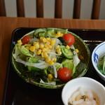 日本料理 弁慶 - サラダ