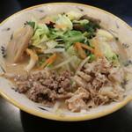 みそ味専門 マタドール - 濃厚味噌タンメン850円