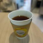 ラスト シフォン - ☆温かい紅茶も(*^_^*)☆