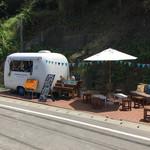 下灘珈琲 - 観光スポット『下灘駅』前にあるカフェ
