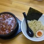武市総本店 - 辛魚つけ麺(激辛250)